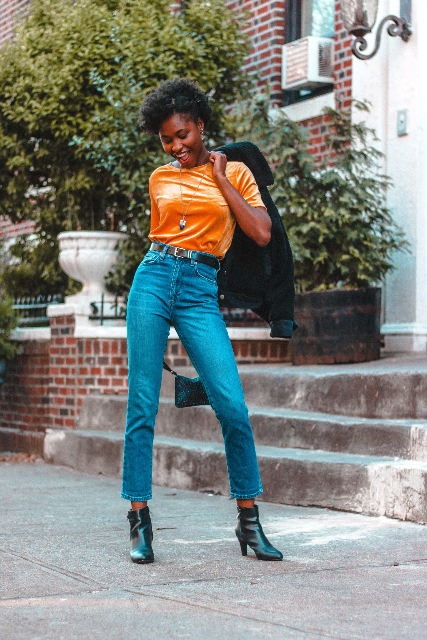 How To Velvet with Old Navy